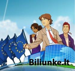 Euronest-Scola specialus konkursas Lietuvos gimnazijoms