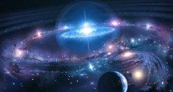 Paskaita apie Visatos susidarymą