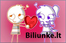 Šv. Valentino dienos porų rinkimai!