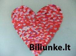 Šv. Valentino diena Biliūnkėje!